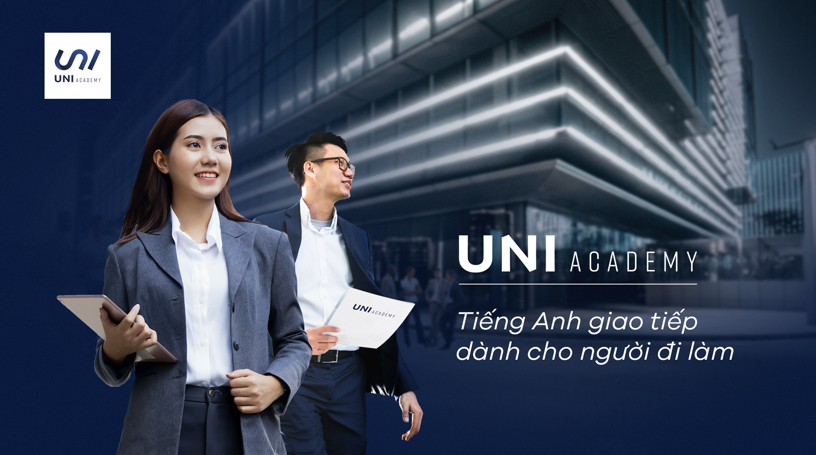 UNI Academy - Tiếng Anh doanh nghiệp