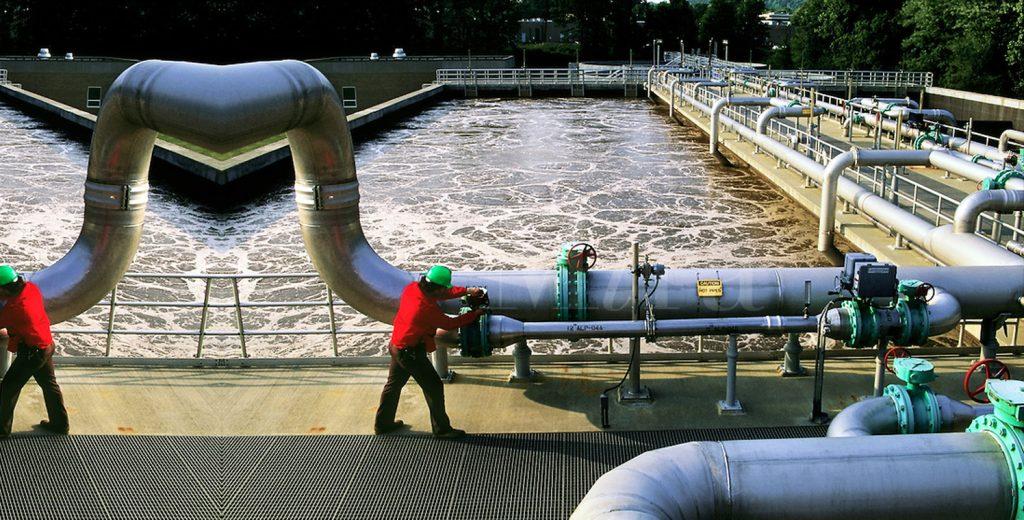 Ngành cấp thoát nước đang là một ngành chịu áp lực lớn với nhu cầu sử dụng nước sinh hoạt đô thị hiện nay