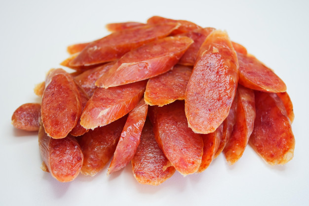 Lạp xưởng : Chinese sausage