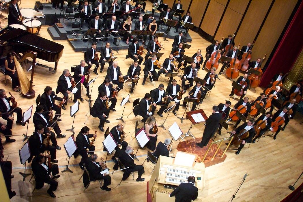 Orchestra: dàn nhạc giao hưởng