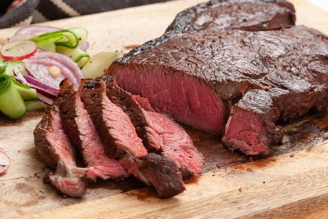 Steak: bít tết