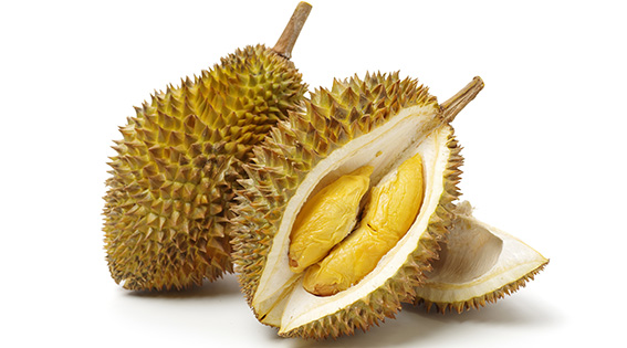 Sầu riêng: durian