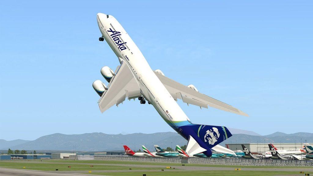 Take-off: máy bay cất cánh