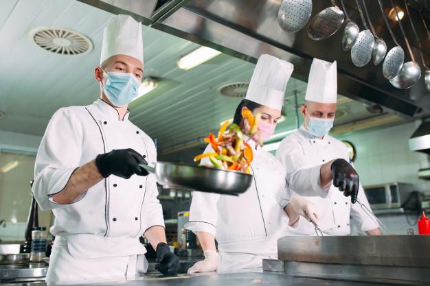 Tiếng Anh chuyên ngành bếp