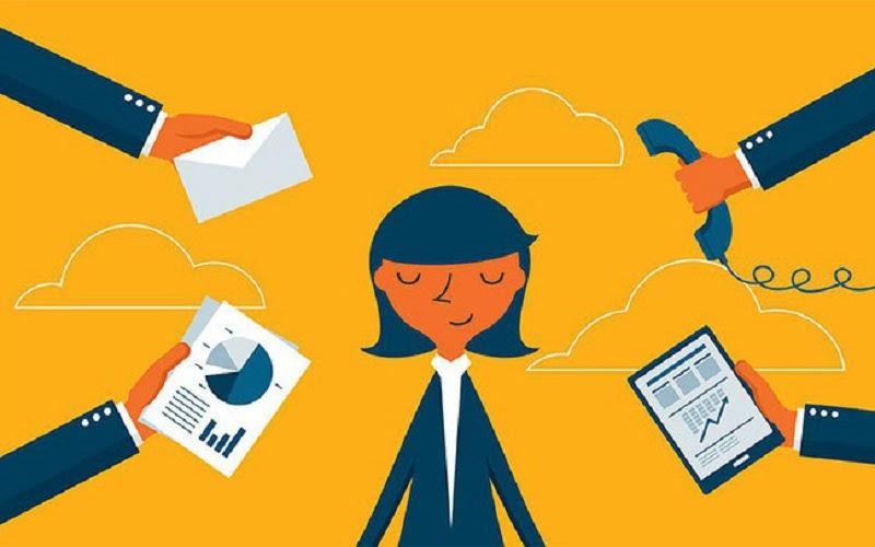 Bạn sẽ đối mặt với áp lực công việc như thế nào?