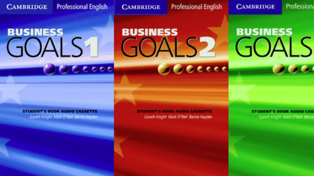 Business Goals Professional English