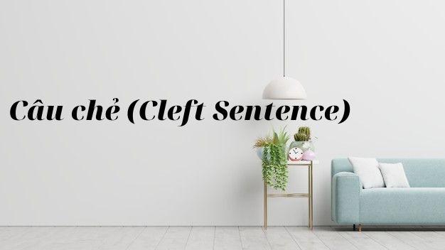 Sử dụng câu chẻ trong tiếng Anh. Tại sao không?