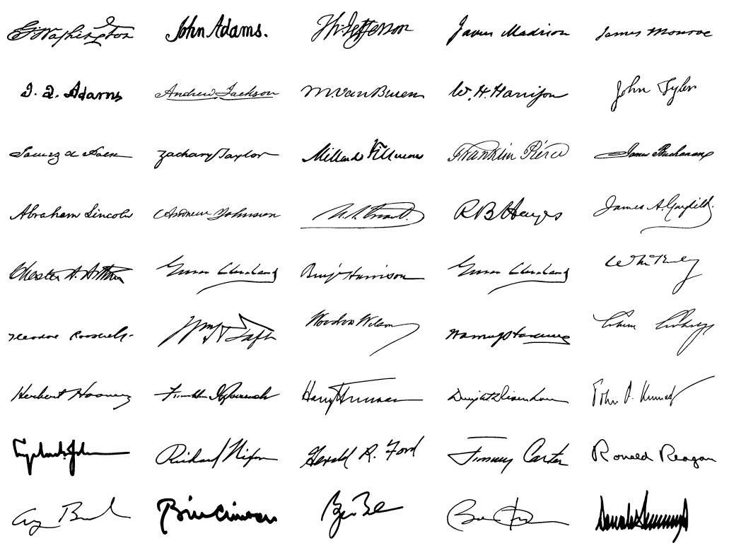 Signature: chữ ký