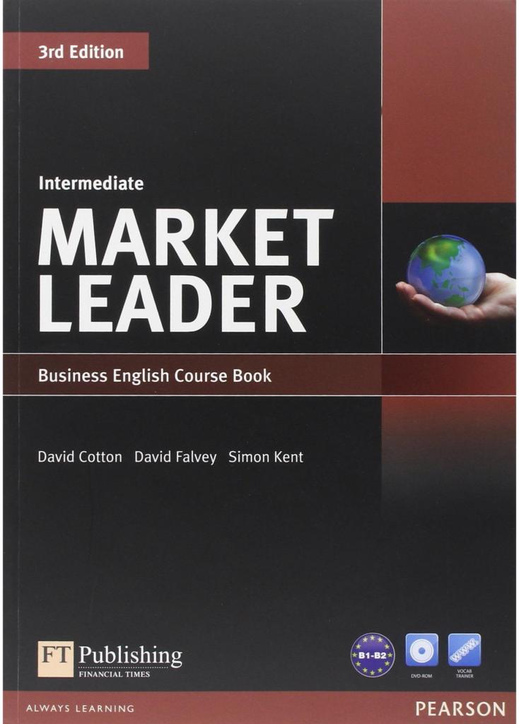 Ảnh sách Market Leader