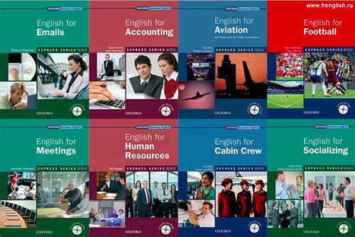 """Review bộ sách """" Oxford Business English"""""""