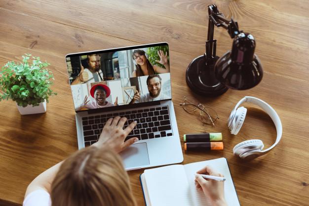 Chinh phục buổi họp qua video một cách dễ dàng