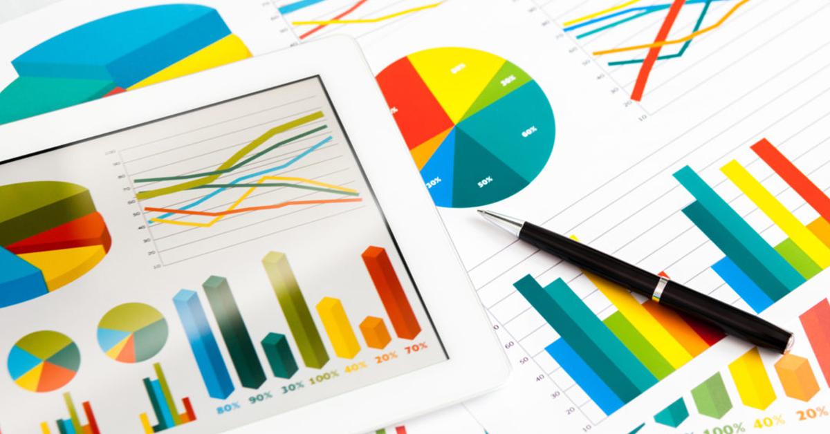Các mẫu biểu đồ khi thuyết trình