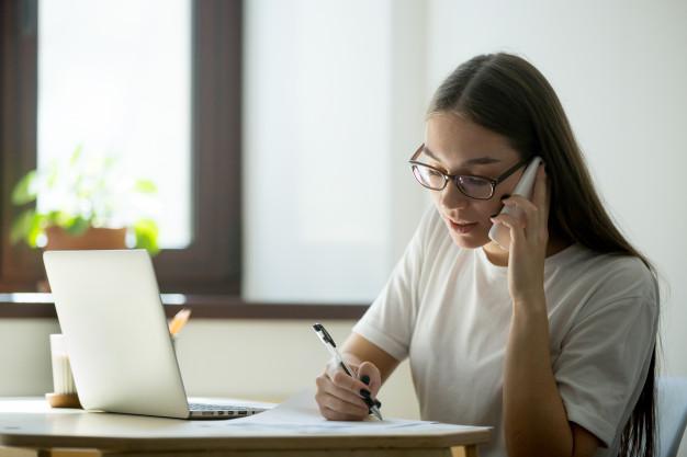 Hãy suy nghĩ thật kỹ và sắp xếp lại những ý bạn định nói trước khi gọi