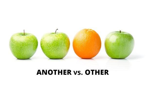 Phân biệt other và another