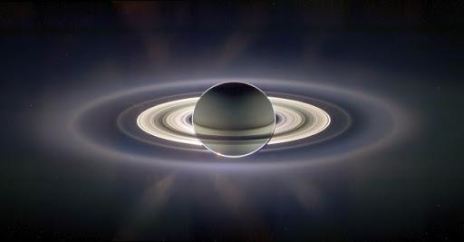 Ảnh: Sao Thổ