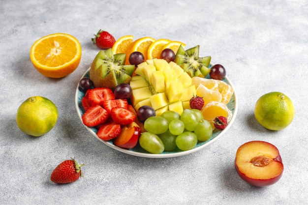 Tính từ tiếng Anh miêu tả trái cây