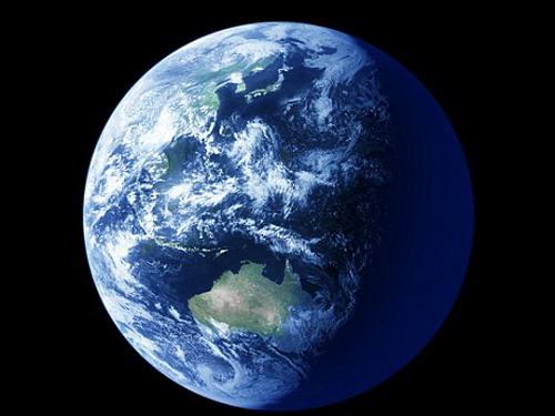 Ảnh: Trái Đất