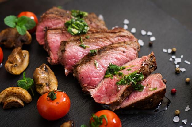 Từ vựng miêu tả mùi vị thịt