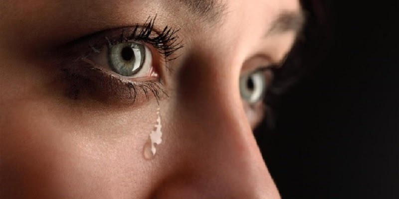 cry /kraɪ/: khóc