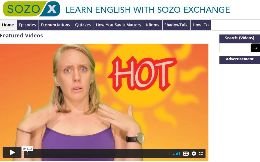 Learn English with SOZO EXCHANGE