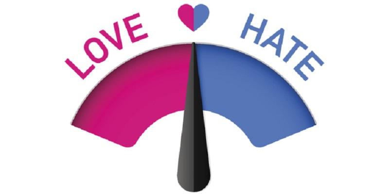 Love >< Hate: Yêu >< Ghét