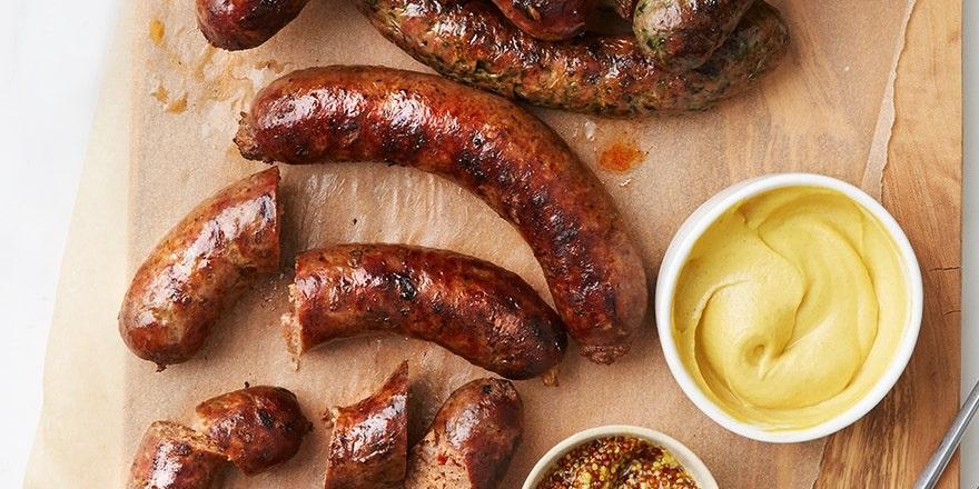 sausage: xúc xích