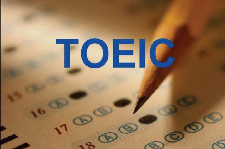 Cách học TOEIC hiệu quả