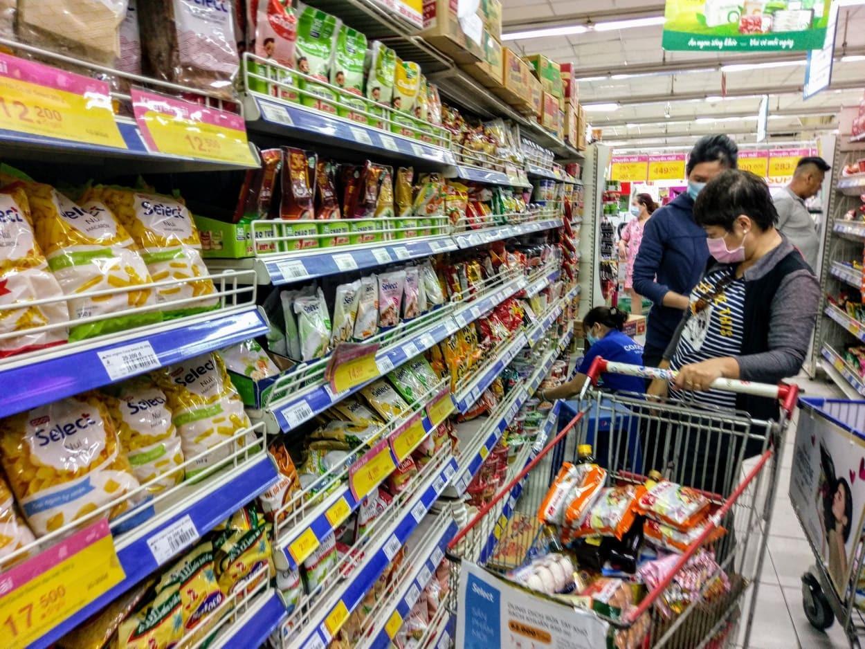 Giao tiếp tiếng Anh tại siêu thị