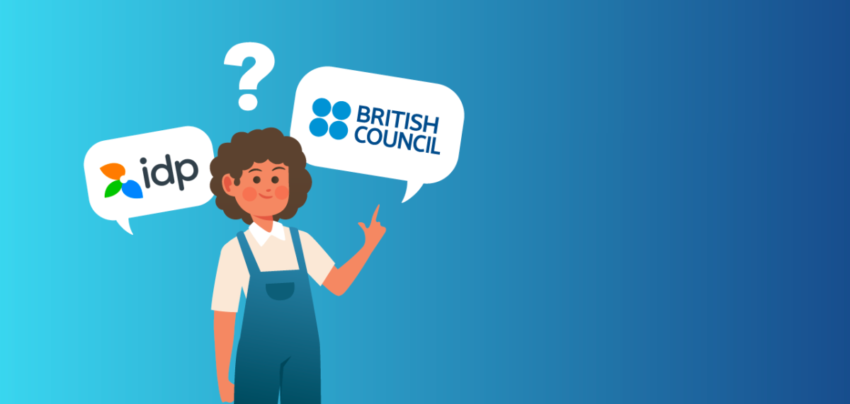Thi IELTS ở đâu? IDP hay British Council (BC)?