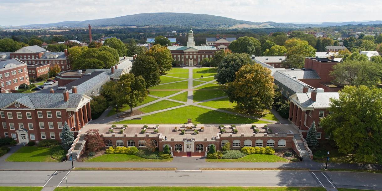 Campus: khuôn viên trường