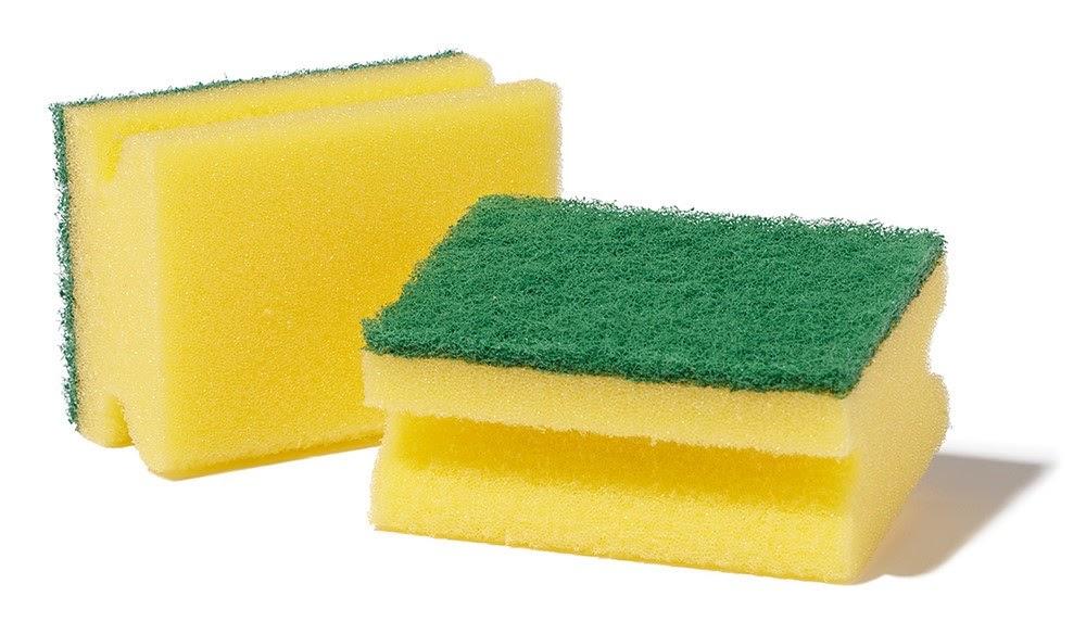 Sponge /spʌndʒ/: Miếng bọt biển
