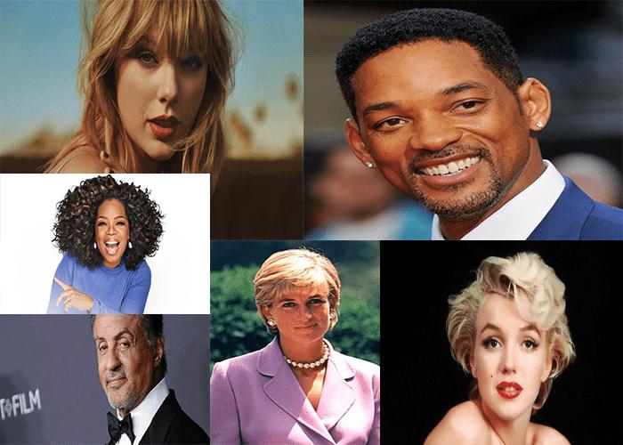 Những câu nói hay về tình yêu của các ngôi sao nổi tiếng