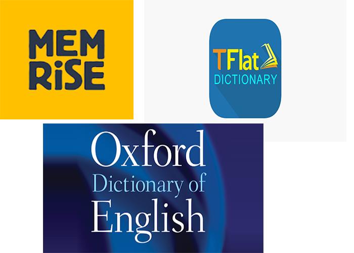 Ứng dụng học từ vựng tiếng Anh