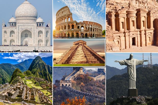 7 kỳ quan thế giới - 7 Wonders of the World