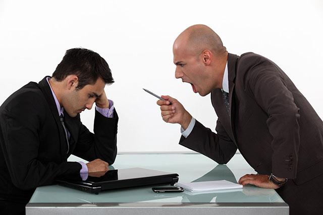 Giải pháp giải quyết bất đồng quan điểm với sếp