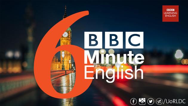 6 minutes English (BBC)