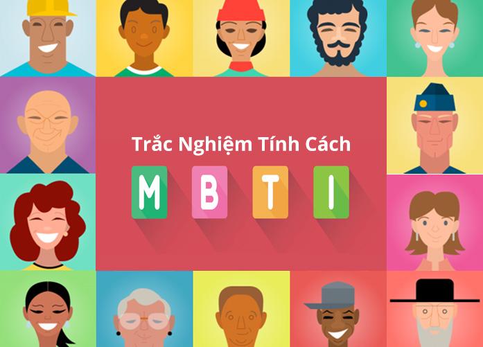 Tìm hiểu về trắc nghiệm tính cách MBTI - lựa chọn nghề nghiệp