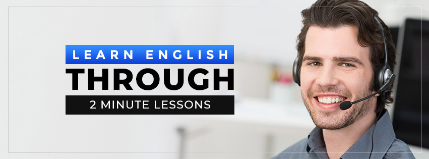 Ứng dụng Two minute English