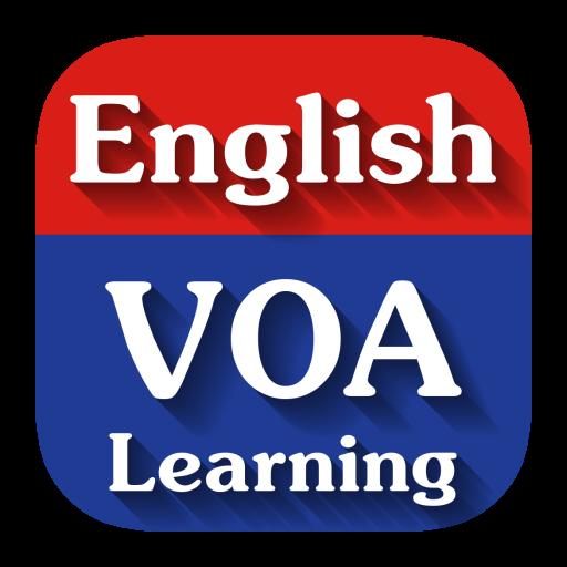 Phần mềm VOA Learning English
